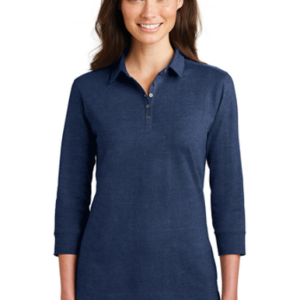 3/4 Ladies Polo